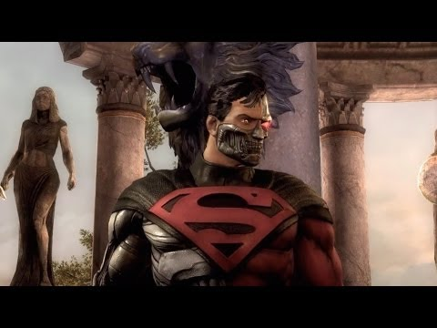 Injustice: Gods Among Us - Ultimate Edition Launch Trailer