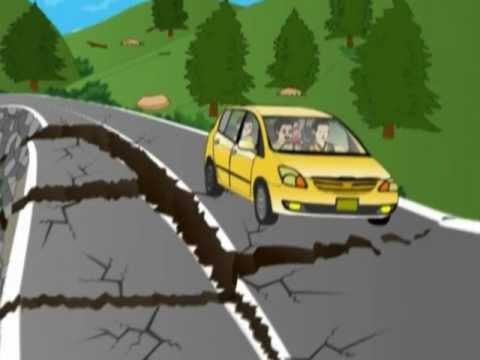 Earthquake Pictures Cartoon Earthquake Cartoon Video