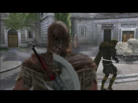Assassin's Creed: Brotherhood Multiplayer Trailer - E3 2010