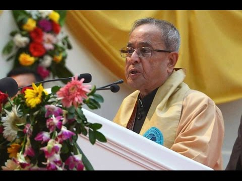 Slideshow-Hon'ble Rastrapathyaji-Tezpur in Assam-CONVOCATION -edweepNews(iNDiA)