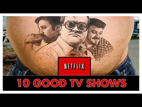 Netflix Suggestions - Top 10 TV Shows on Netflix
