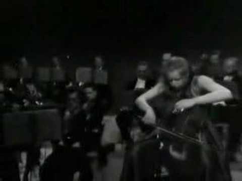 Elgar Cello Concerto 4th mov. - part 1