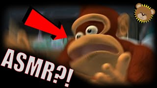 ~ASMR?~ Reading The Lyrics To The Donkey Kong Country Cartoon TV Show. (Im going to hell for this)