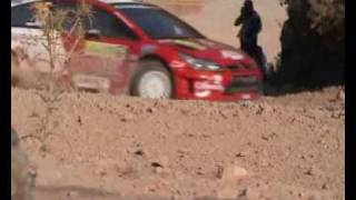 WRC RALLY ACROPOLIS 2008 - RALLY OF GREECE