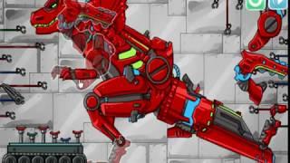 Dino Robot Dino Corps (Корпорация роботов динозавров) - прохождение игры
