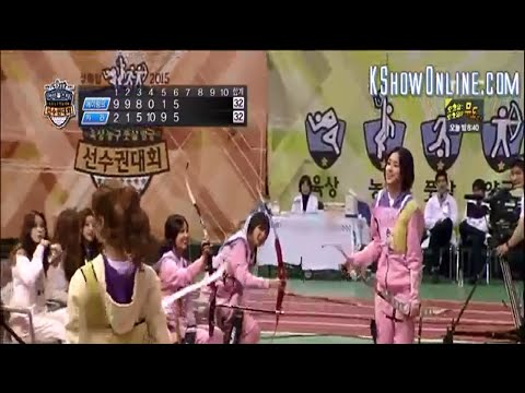 [Eng Sub] Idol Star Athletics Championships 2015 Ep 01[FULL]