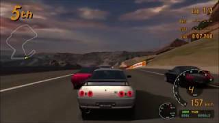 Gran Turismo 3 - Race of Red Emblem (+ Prize Car/Colours)
