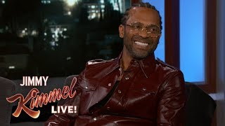 Mike Epps Sold Reefer on a Unicycle