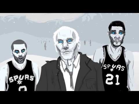 Game of Thrones-NBA Edition (Game of Zones)
