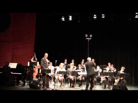 NASSAU SUFFOLK JAZZ BAND @ CW POST TILLES CENTER 4/21/13 CARMELITA