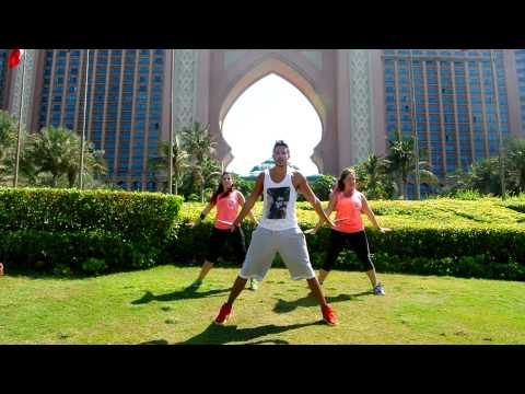 Jennifer Lopez - Live it up / Zumba choreo by Majid