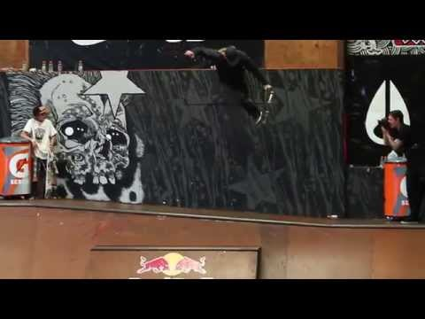 Mike Vallely: Tampa Pro 2012 (2012)