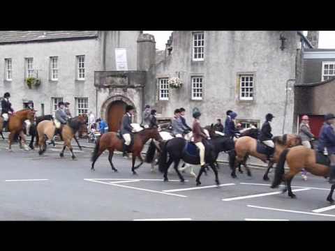 Riding of the Marches kirkwall orkney