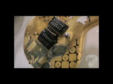 NAMM '10 - G&L Guitars Jerry Cantrell US Rampage, Rustic JB Bass, ASAT HB&More