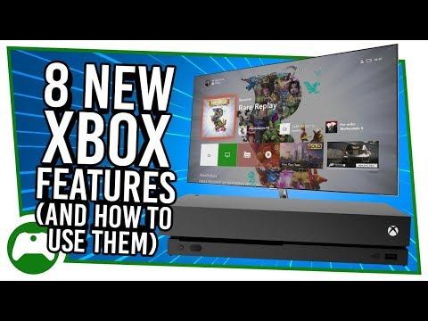 8 Awesome New Xbox One Features (And How To Use Them)