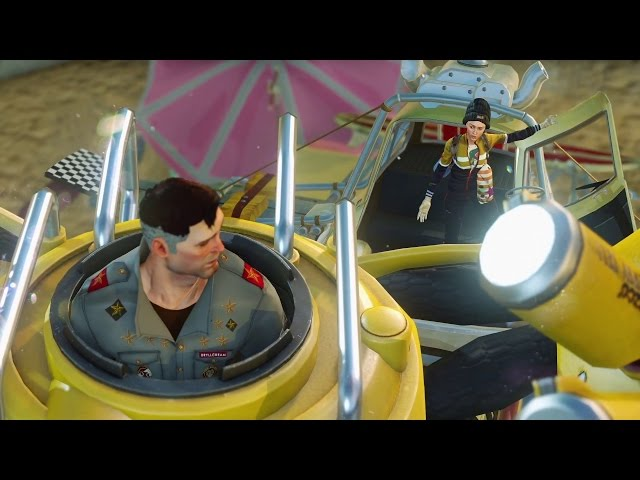 Sunset Overdrive Mystery of the Mooil Rig Add-Ob Trailer
