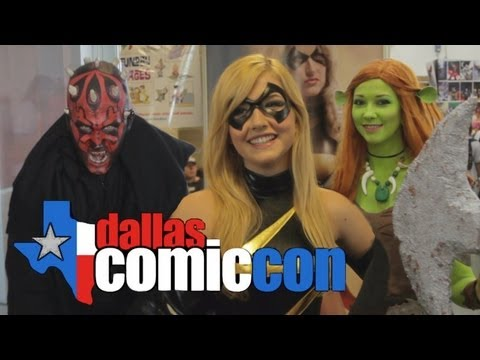 Cosplay & Dallas Comic Con 2013!