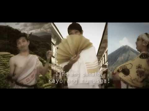 Balagtasan 2014 video