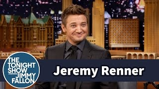 Jeremy Renner's Haircut History