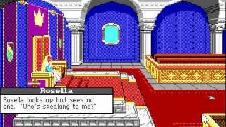 Let's Play: Kings Quest 4 with Lucahjin Part 1 - The Periods of Rosella