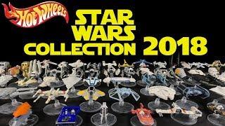 Hot Wheels Star Wars Starships Collection 2018