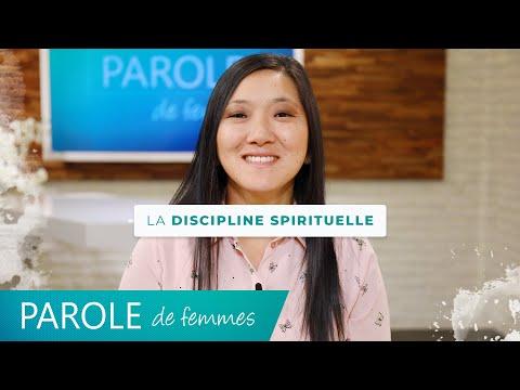 La discipline spirituelle - Parole de femmes - Annabelle & cie