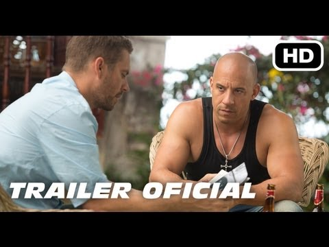 RÁpidos Y Furiosos 6. Trailer Oficial Extendido [hd] video