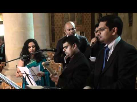 Sinhala Wedding Church Hymns video