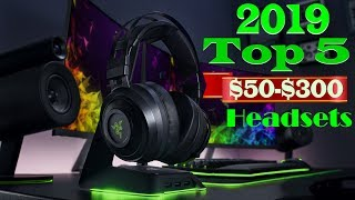 2019 The Best Budget PC Gaming Headsets