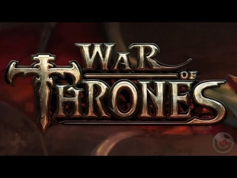War Of Thrones Strategy Game Iphone Ipod Touch Ipad Gameplay