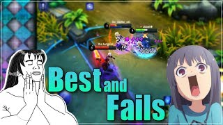 Best of Harith with Epic Fails Montage | Mobile Legends: Bang Bang | zkael★