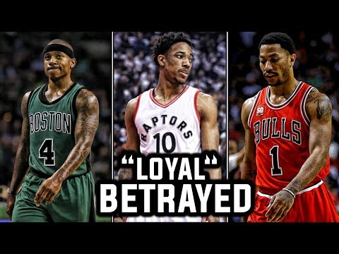 6 NBA Stars Who were BETRAYED by their NBA Franchise