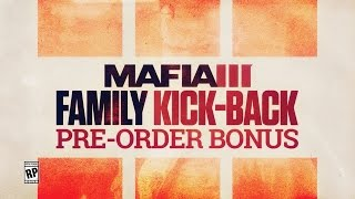 Mafia III: Family Kick-Back Trailer