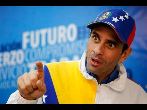 Opposition Leader Speaks Out on Venezuela's Problem 'Maduro'