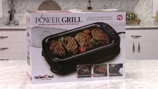 Power Smokeless Grill Unboxing & Assembly