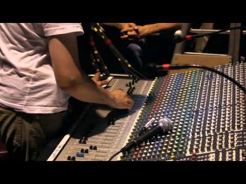 Настройка звука в клубе Космонавт в рамках семинара Работа звукорежиссера