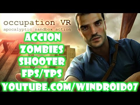 Occupation Donation Para Android [Excelente Juego de Accion y Zombies!]