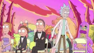 Rick and Morty season 2 episode 10 GRAND FINALE | Adult Swim