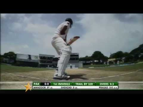 Sri Lanka v Pakistan 2nd Test - Day Two: Highlights