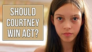 Download Lagu Does Courtney Hadwin Deserve to Win America's Got Talent? Gratis STAFABAND