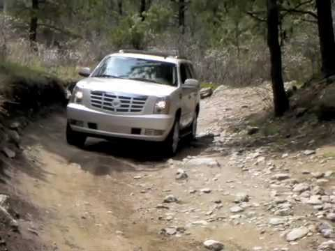TFLcar.com - Review: Cadillac Escalade vs. RC Monster Truck