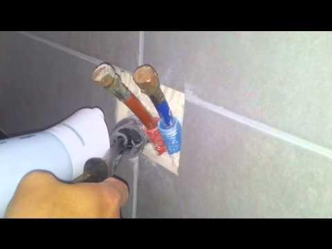 Decollement r paration tuyau pvc 32 coup ras youtube - Comment decoller un tuyau pvc ...