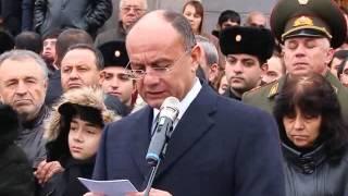 «Hayreni hogh veradardzrin Arcaxi erknqi pahapannerin…» - 25.11.2014