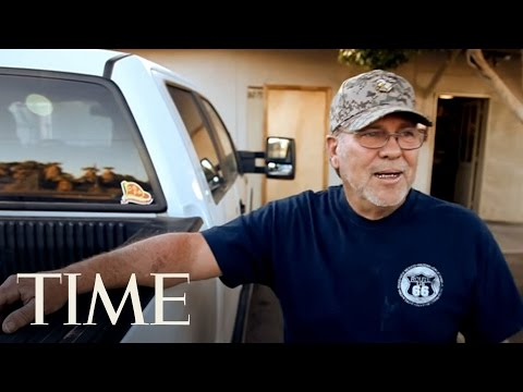 Off the Grid in Slab City, California | TIME