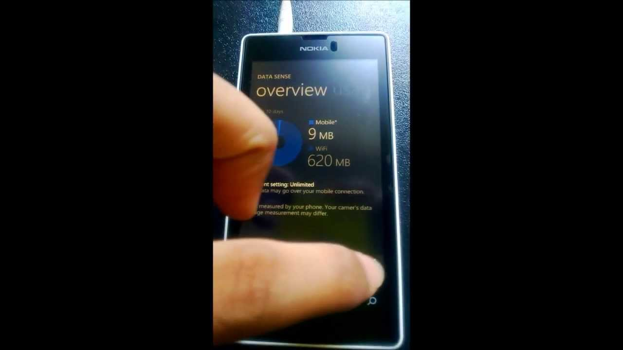 In microsoft gdr2 and lumia amber update on nokia lumia 521 youtube