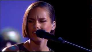 Alicia Keys - Brand New Me (Live Royal Variety Performance 2012)