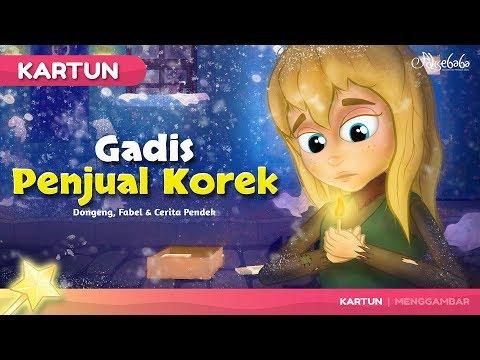 Gadis Penjual Korek - Kartun Anak Cerita2 Dongeng Anak Bahasa Indonesia - Cerita Untuk Anak Anak