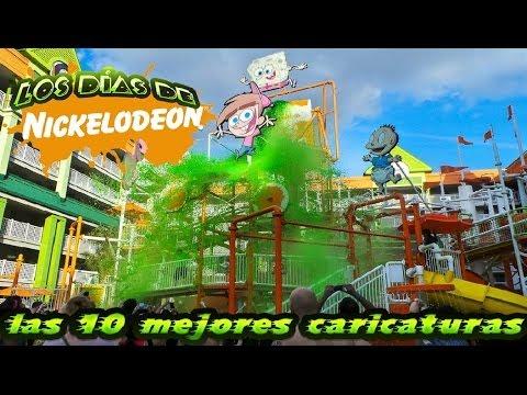 Las 10 Mejores Caricaturas de Nickelodeon