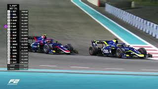 Formula 2 Feature Race Highlights | 2019 Abu Dhabi Grand Prix