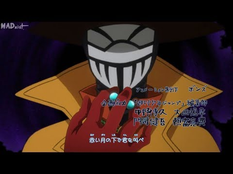 【MAĐ】Boku No Hero Academia Opening 4「Flame」HD